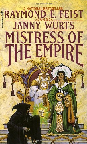 Mistress of the Empire by Raymond Feist (April 01,1993)
