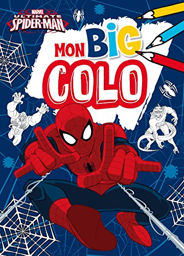 Mon big colo Ultimate Spider-Man (Spider-man-colo)