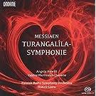 Messiaen: Turangalila Symphonie [Hannu Lintu, Angela Hewitt, Valérie Hartmann-Claverie [Ondine: ODE 1251-5]
