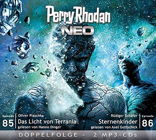 Perry Rhodan NEO 85 - 86 Das Licht von Terrania - Sternenkinder