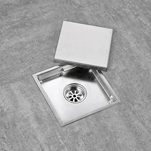 homelody-sifn-de-suelo-desage-de-ducha-drainer-acero-inoxidable-cromado-150150