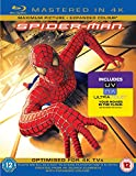 Spider-Man [Blu-ray 4K] [2002] [Region Free]