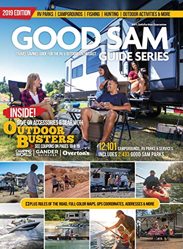 The Good Sam Guide Series: Travel Savings Guide for the RV & Outdoor Enthusiast (Good Sams RV Travel Guide & Campground Directory)