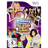 Disney Channel All Star Party Games