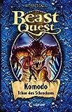 Beast Quest - Komodo, Echse des Schreckens: Band 31