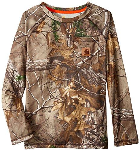 Carhartt Jungen   T-Shirt  -  braun -