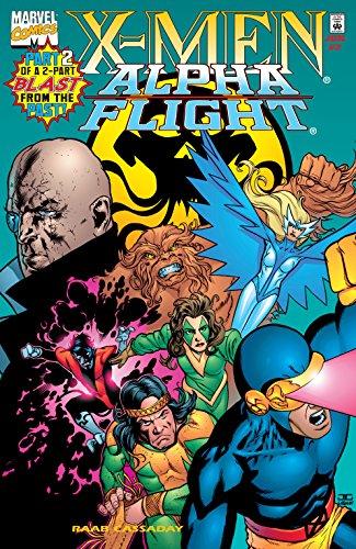 X-Men/Alpha Flight (1998) #2 (of 2) (English Edition)
