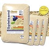100kg Spielsand Quarzsand TÜV geprüft TOP Qualität 0 - 2 mm Sandkasten