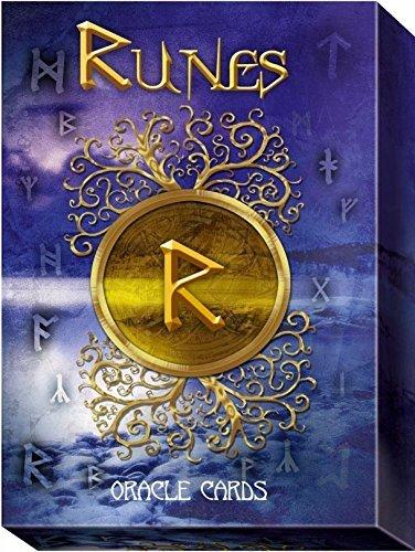 Runes. Oracle cards. Con 24 carte