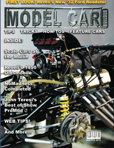Model Car Builder No. 10: How Tos, Tips, and Feature Cars: Volume 1