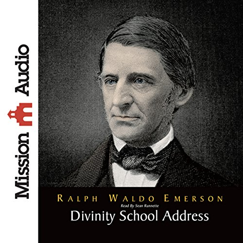 Divinity School Address  Audiolibri