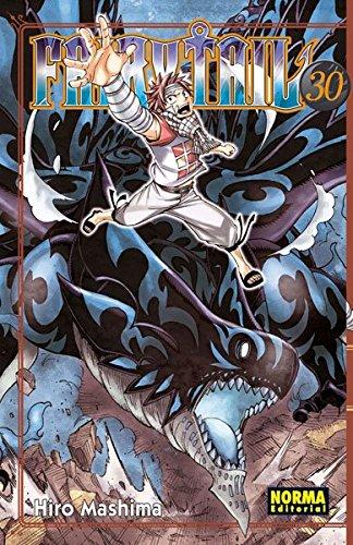 Fairy Tail 30 (CÓMIC MANGA) por Hiro Mashima