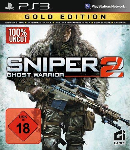 Sniper: Ghost Warrior 2 - Gold Edition - [PlayStation 3] (Warrior Ps3 Sniper Ghost 2)