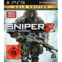 Sniper: Ghost Warrior 2 - Gold Edition - [PlayStation 3]
