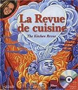 La Revue de cuisine : Edition bilingue français-anglais (1CD audio)