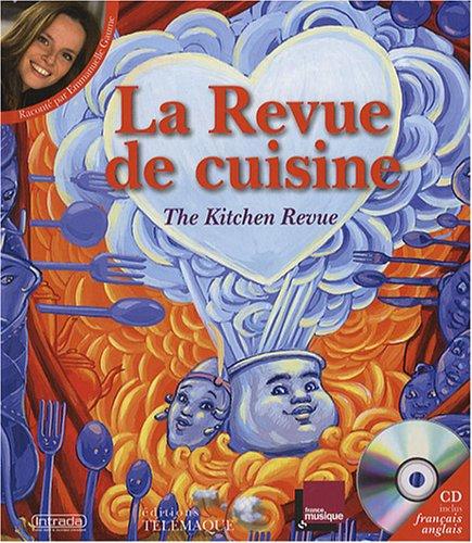 La Revue de cuisine : Edition bilingue français-anglais (1CD audio) par Christophe Garda