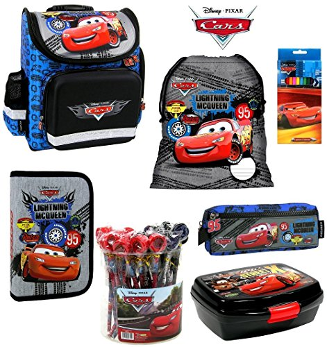Schulranzen Disney Cars