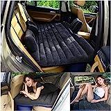 Lit gonflable de voyage de voiture de lit d'air de lit de voyage confortable de...