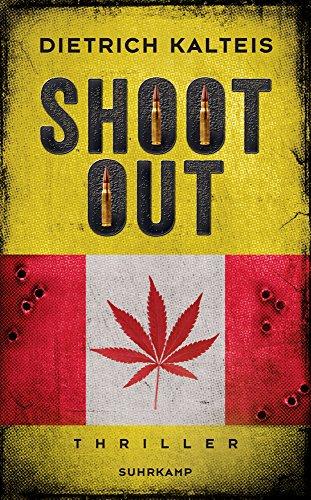 Buchseite und Rezensionen zu 'Shootout: Thriller (suhrkamp taschenbuch)' von Dietrich Kalteis