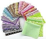 15 Polizeistation 20 * 25cm Stoff Patchwork Handwerk Baumwollmaterial Batiken gemischt Quadrat ist ein Bündel