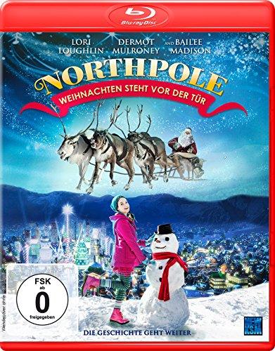 Northpole - Weihnachten steht vor der Tür [Blu-ray]