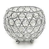VINCIGANT Weihnachten Kristall Kerzenhalter Dekoration Teelichthalter