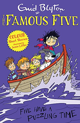 Famous Five Colour Short Stories: Five Have a Puzzling Time (Famous Five: Short Stories) por Enid Blyton
