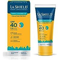 La Shield Pollution Protect Mineral Sunscreen Gel Spf 40, 50 g
