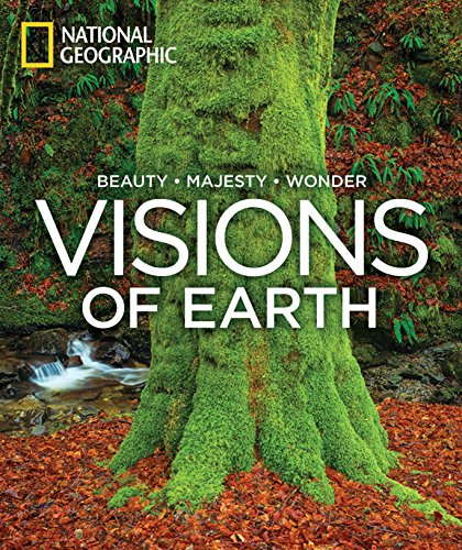 Visions of Earth: Beauty, Majesty, Wonder por National Geographic