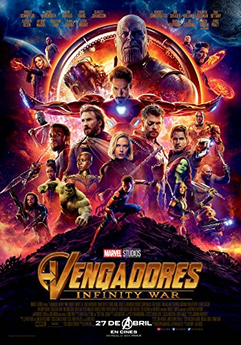 Vengadores: Infinity War Pack BD Trilogia [Blu-ray]