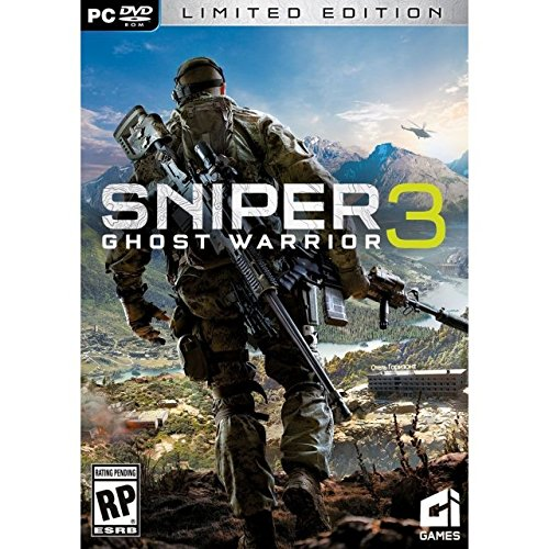 Sniper Ghost Warrior 3 - Limited Edition (PC)