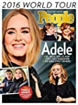PEOPLE Adele: 2016 World Tour