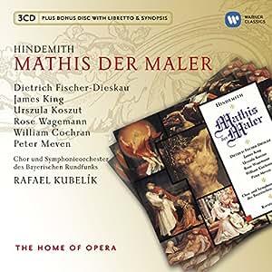 Hindemith : Mathis der Maler