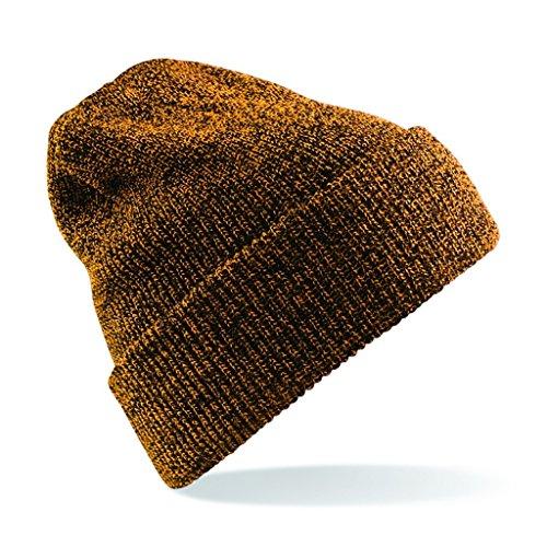 Internet Traders -  Cappello aviatore  - Uomo Antique Mustard Taglia Unica