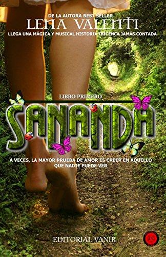 SANANDA, Libro primero: Libro Primero de [Valenti, Lena]
