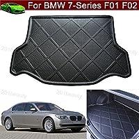 Vassoio Tappetino Bagagliaio Cargo bagagliaio Schermo pavimento Custom Fit per BMW Serie 7200920102011201220132014201520162017