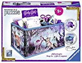 Ravensburger 3D-Puzzle 12084 - Girly Girl Edition Aufbewahrungsbox - Animal Trend, 216-teilig