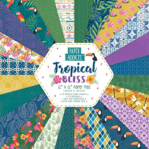 Papercraft Scrapbooking Die Cutting and Home D/écor One Size multifarben Paper Addicts PAPAD042 Retro Daze 10cm x 10cm Paper Pad-100 Sheets-20 Designs-100GSM-Acid /& Lignin Free-for Card Making