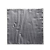 ZREAL Tappeto riscaldante di isolamento Tappeto termica di cotone di isolante termico di letto da parte di stampante 3d per il letto di alluminio di protezione termica, 200 * 200 * 10MM