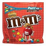 Produkt-Bild: M&M's Peanut Butter - Erdnussbutter - Riesenpackung 1077g 38 oz Bag USA