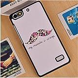 Prevoa ® 丨 Huawei G Play Mini Funda - Colorful Silicona Protictive Funda Case para Huawei G Play Mini 5,0 Pulgada Smartphone - 1