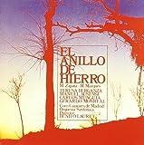 Anillo Hierro [Import allemand]