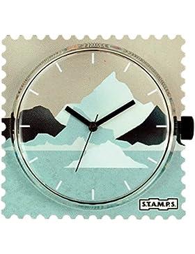 Stamps S.T.A.M.P.S. Uhr Zifferblatt Iceberg 104287