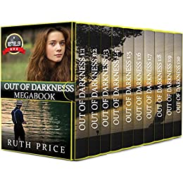 Out of Darkness Megabook - Complete Series Boxed Set Bundle (Out of Darkness 1-10: Complete Series Boxed Set Bundle (An Amish of Lancaster County Saga) 11) (English Edition) di [Price, Ruth]