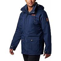 COR22 Columbia Giacca Antipioggia da Uomo, Horizons Pine Interchange Jacket, Poliestere, 1625221