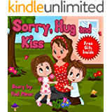 Children Books: Sorry, Hug and Kiss(early learning books)(Bedtime Stories For Children)(Picture Books) (Twins Stories Book 6)