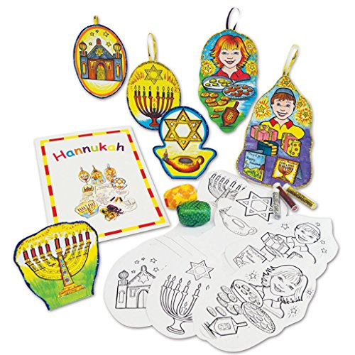 Hanukkah Craft Activity and Learning Resource Pack KS1 KS2