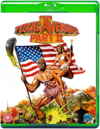 Toxic Avenger Part 2. The [Edizione: Regno Unito] [Blu-ray] [Import anglais]