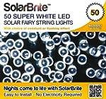 Solar Brite Deluxe 50 LED Super Brigh...