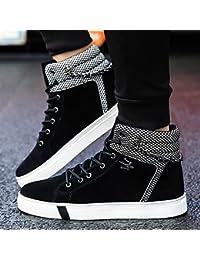 XIAOLIN- Plate Schuhe Koreanische Version Trend Freizeitschuhe Laufschuhe Luftkissenschuhe ( Farbe : 03 , größe : EU39/UK6.5/CN40 )